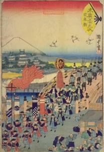 Nihonbashi Daimyo Procession