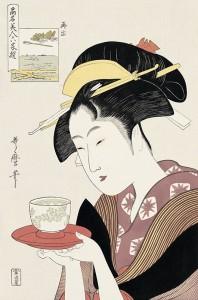 """O-Kita"", Kitagawa Utamaro"