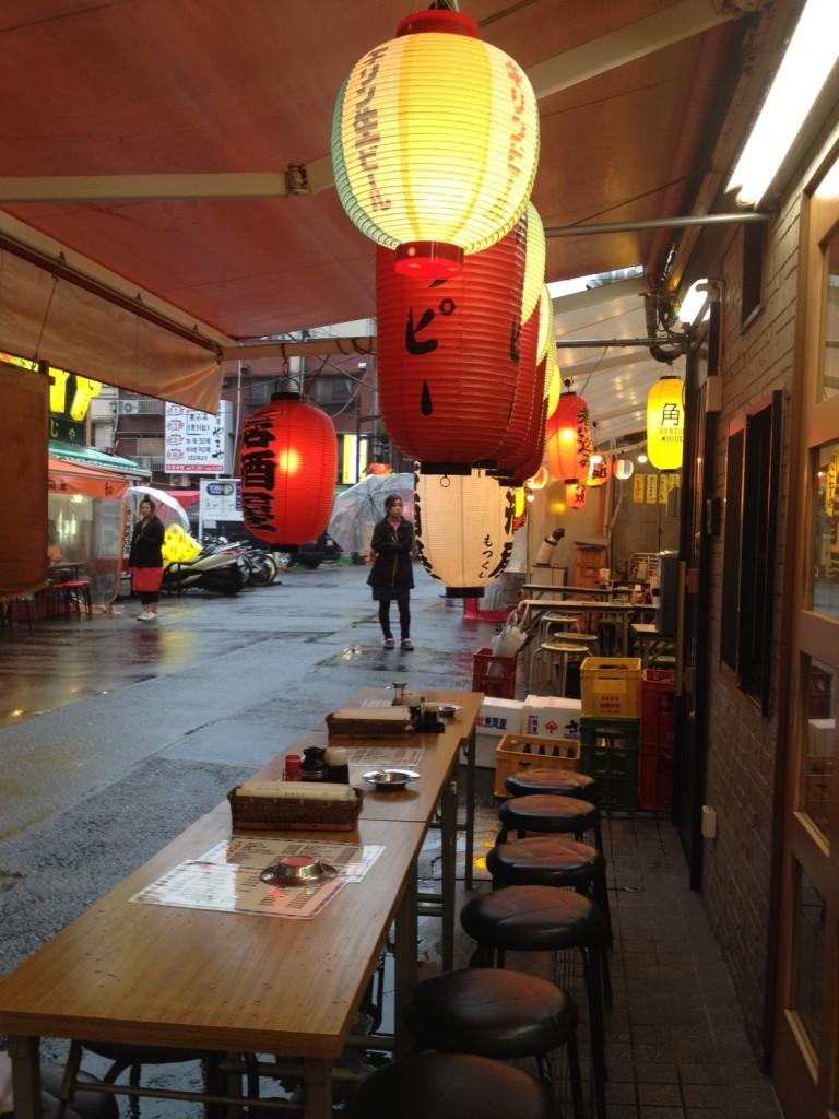 """""""Hoppy Street"""", Asakusa"""